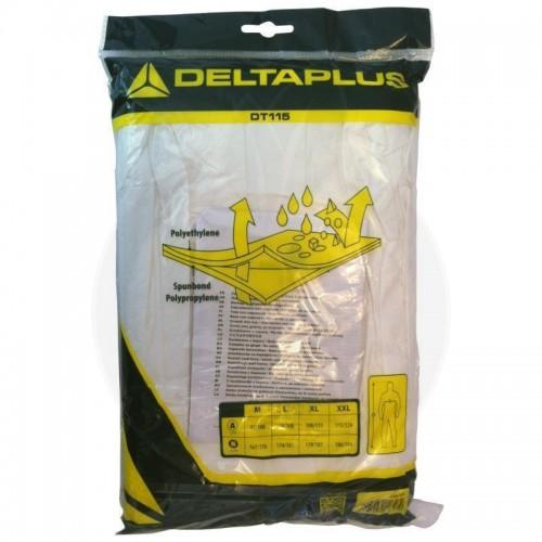 Combinezon antichimic cat.III 5-6, Delta Plus DT115, M