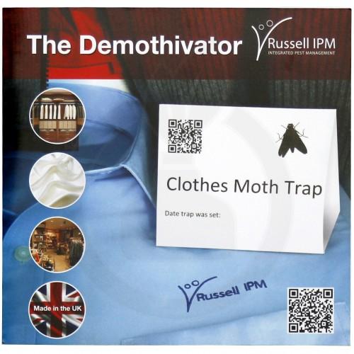 Demothivator, capcana molii textile, set 2 bucati
