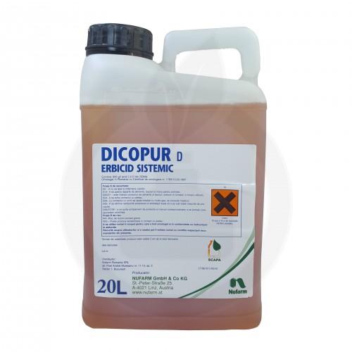 Dicopur D, 20 litri