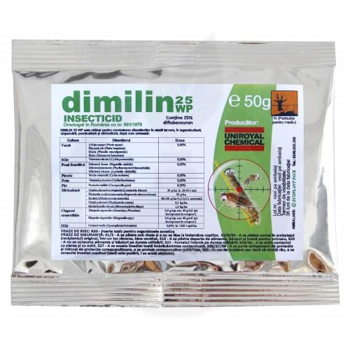 Dimilin 25 WP, 50 g