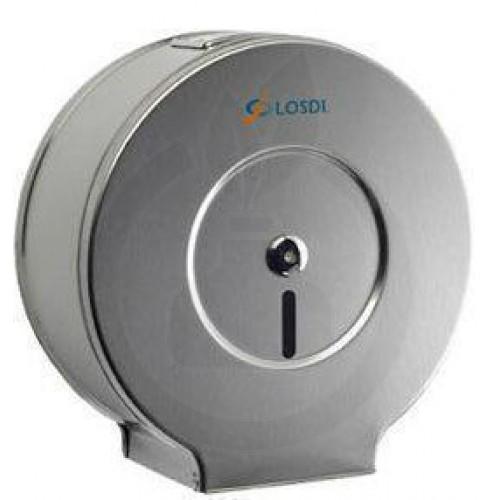 Dispenser hartie igienica mini Jumbo INOX