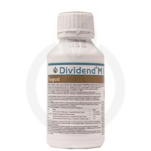 syngenta tratament seminte dividend m 030 fs 20 litri - 0