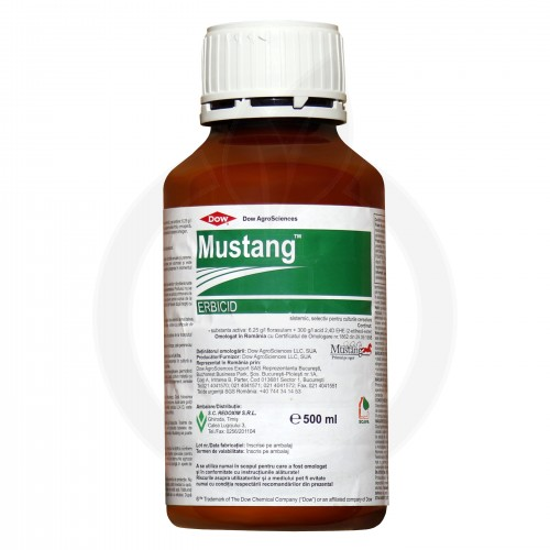 Mustang, 500 ml