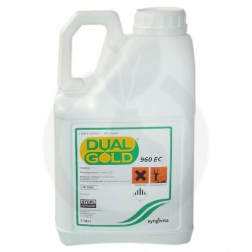 Dual Gold 960 EC, 5 litri