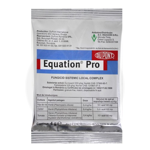 Equation PRO, 4 g