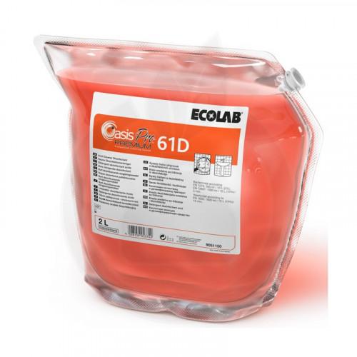 Oasis Pro 61D Premium, 2 litri
