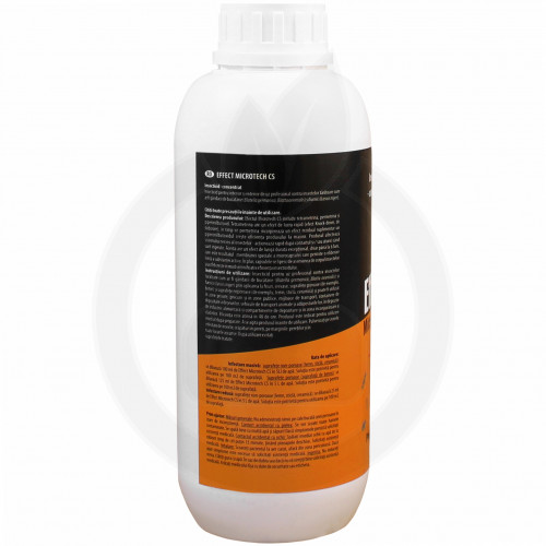 unichem insecticid effect microtech cs 1 litru - 2