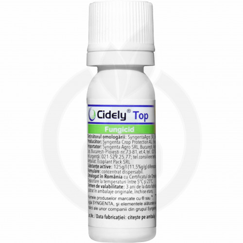 syngenta fungicid cidely top 10 ml - 1