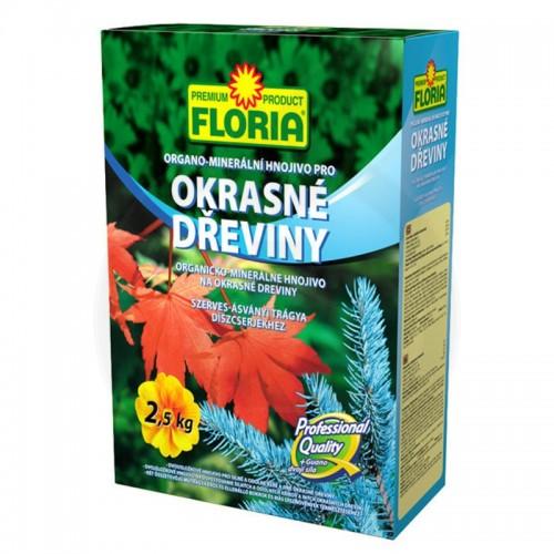 Ingrasamant organo - mineral pentru arbusti decorativi, 2.5 kg