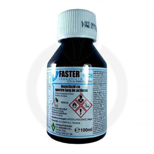 Faster 10 CE, 100 ml