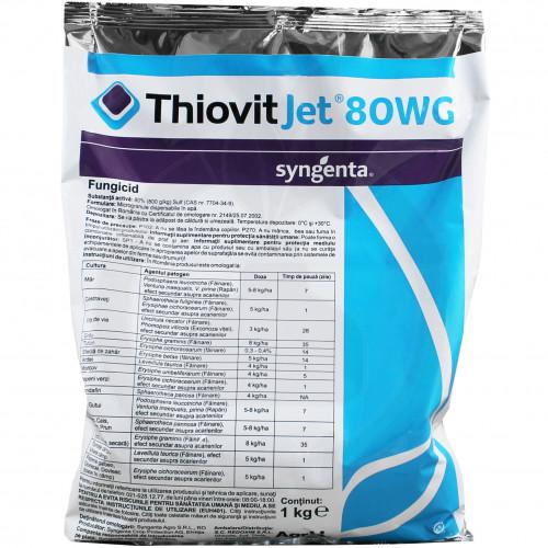 syngenta fungicid thiovit jet 80 wg 1 kg - 2