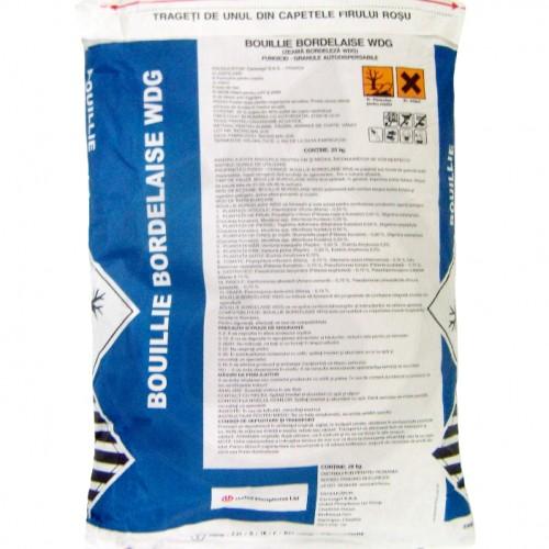 Bouille Bordelaise WDG, Zeama Bordeleza, 20 kg