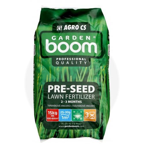 agro cs ingrasamant garden boom pre seed 15 20 10 3mgo 15 kg - 2