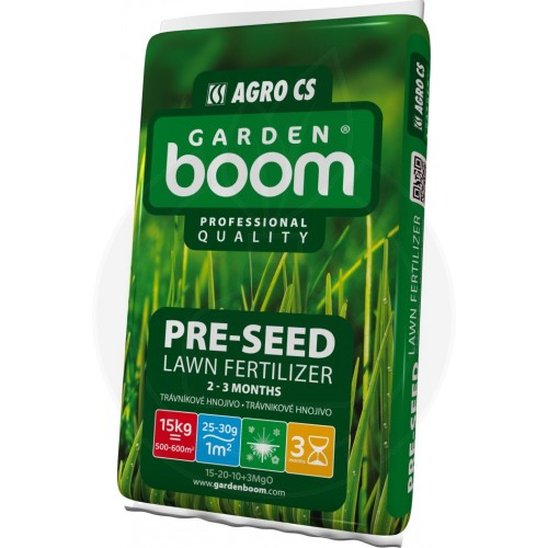 agro cs ingrasamant garden boom pre seed 15 20 10 3mgo 15 kg - 1