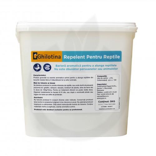 Ghilotina Repelent reptile, 5 kg