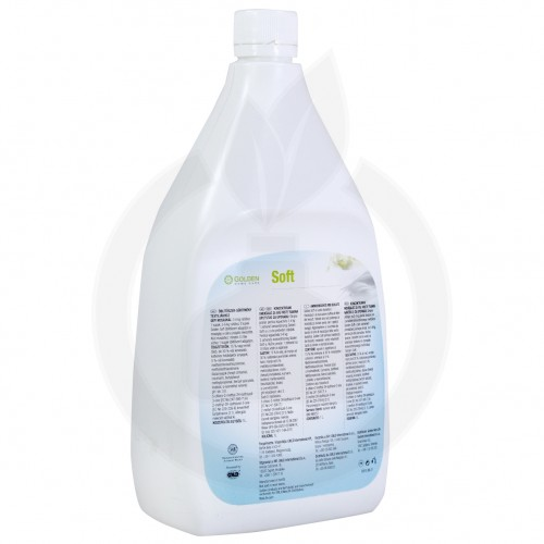 Soft - balsam rufe, 1 litru