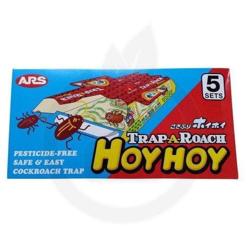 Trap A Roach, set 5 capcane