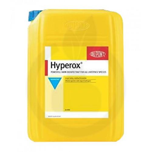 dupont dezinfectant hyperox 20 litri - 1