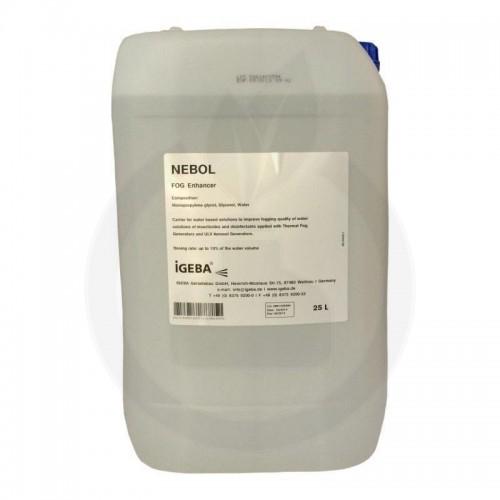Aditiv Igeba NEBOL, 25 litri