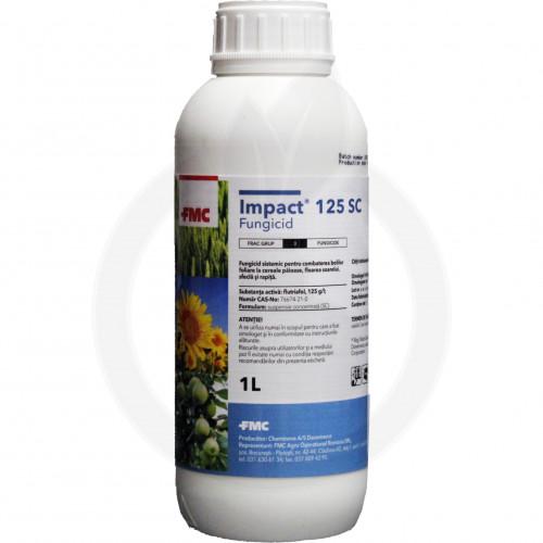 cheminova fungicid impact 125 sc 1 litru - 2