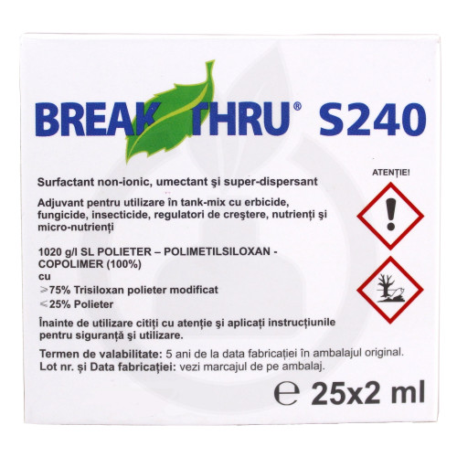 Break Thru S 240, 2 ml