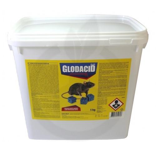 unichem glodacid plus wax blocks 5 kg - 2