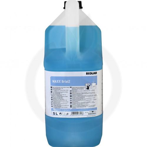 ecolab detergent maxx2 brial 5 l - 2