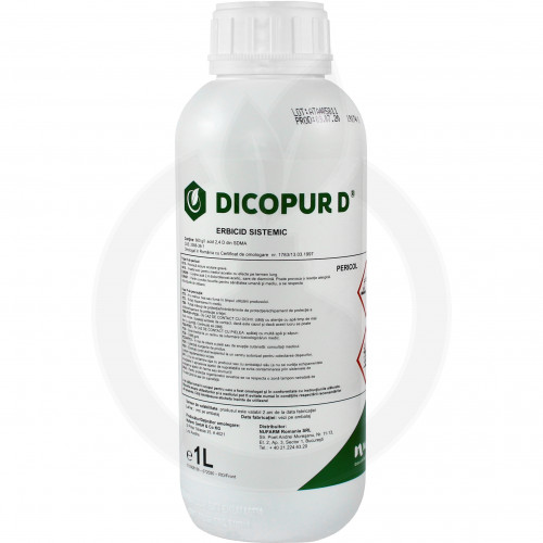 Dicopur D, 1 litru