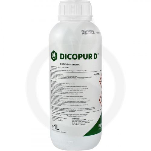 nufarm erbicid dicopur d 1 litru - 1