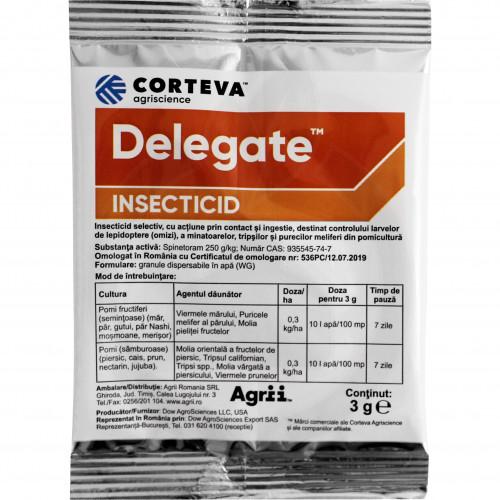 corteva insecticide crop delegate 3 g - 1