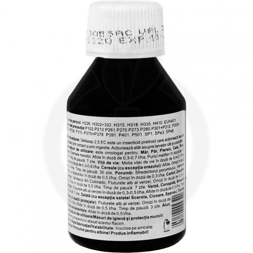 ascenza insecticide crop deltasap 2 5 ec 100 ml - 3