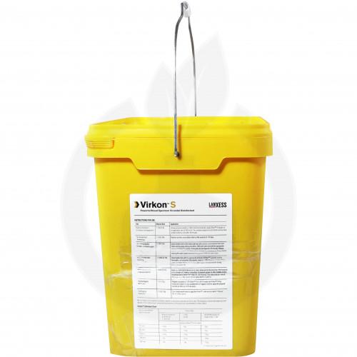 dupont dezinfectant virkon s 10 kg - 4
