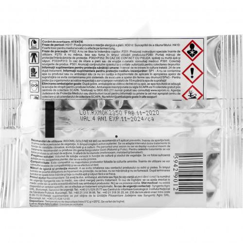 syngenta fungicid ridomil gold mz 68 wg 25 g - 2