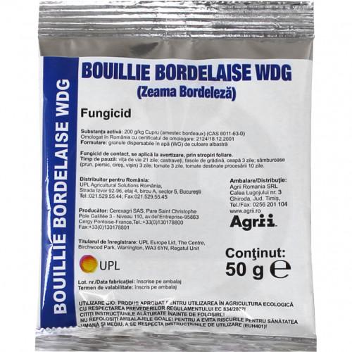cerexagri fungicid bouillie bordelaise wdg zeama bordeleza 50 g - 1