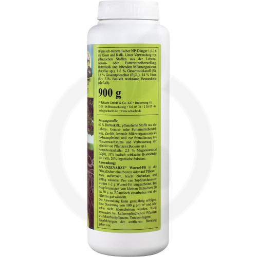 schacht fertilizer root stimulator wurzel fit 900 g - 2