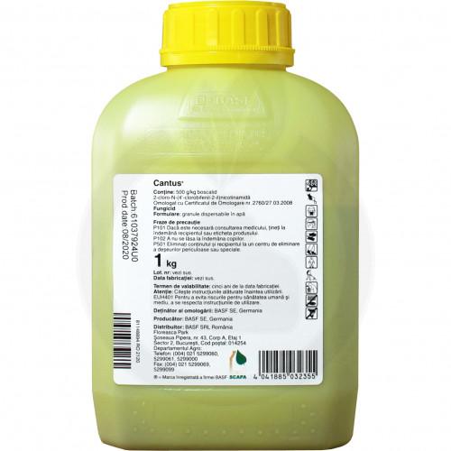 basf fungicid cantus 1 kg - 2