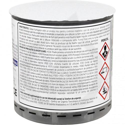 ghilotina insecticide i7 2 dobol fumigator 10 g - 3