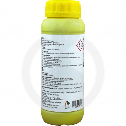 basf fungicide scala 1 l - 2