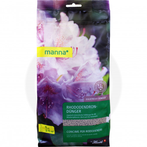 hauert ingrasamant rhododendron 1 kg - 1