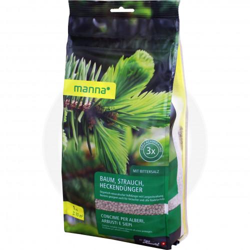 hauert ingrasamant conifere arbusti decorativi 1 kg - 2