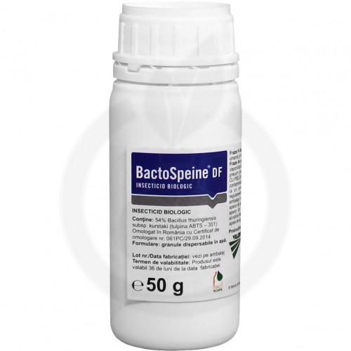 nufarm insecticide crop bactospeine df 50 g - 1