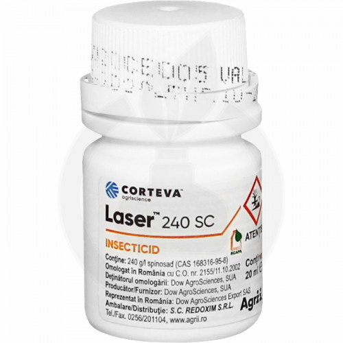 dow agro sciences insecticid agro laser 240 sc 20 ml - 3