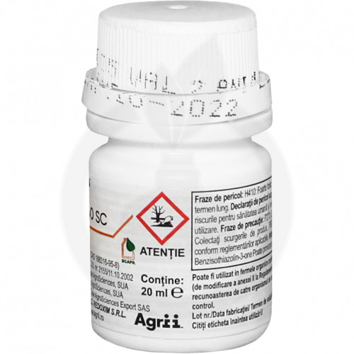 dow agro sciences insecticid agro laser 240 sc 20 ml - 4