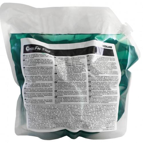 ecolab detergent oasis pro floor 2 l - 3