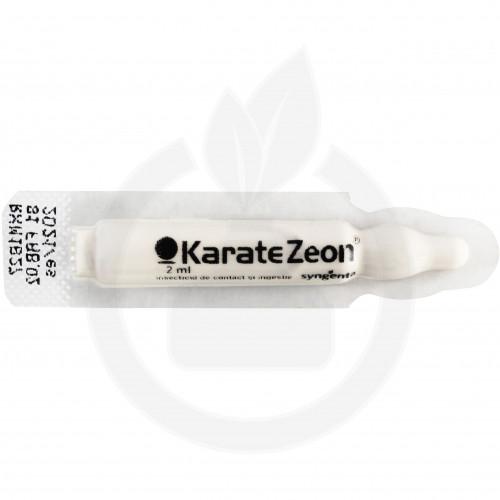 syngenta insecticid agro karate zeon 50 cs 2 ml - 1
