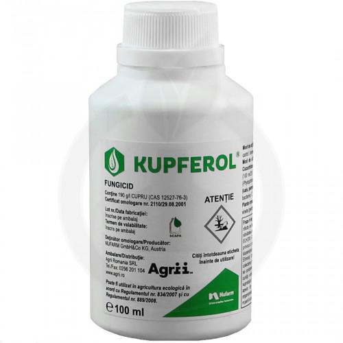 nufarm fungicide kupferol 100 ml - 1
