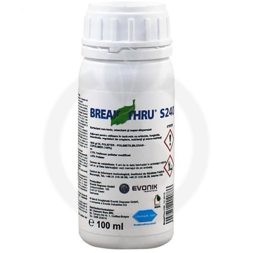 evonik industries adjuvant break thru s 240 100 ml - 5