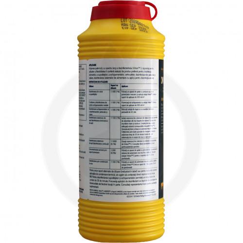 dupont disinfectant virkon s powder 500 g - 3