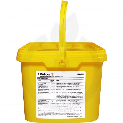 dupont disinfectant virkon s 5 kg - 2