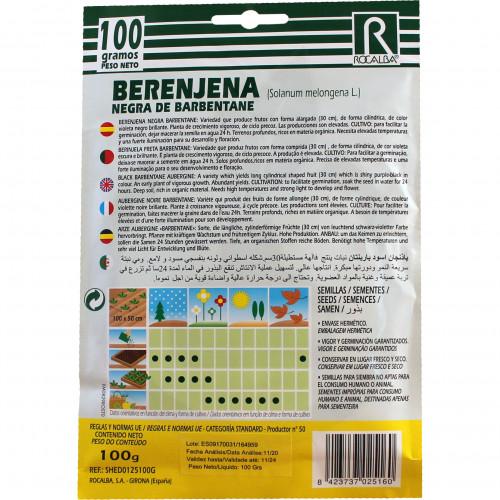 Vinete Negre De Barbentane, 10 g